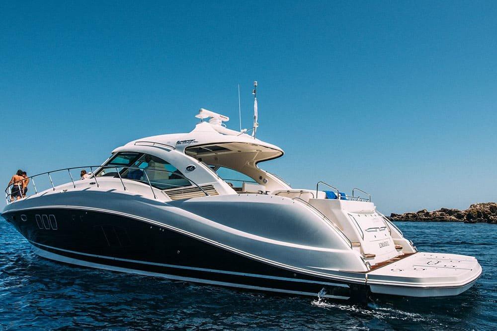 Internity - Яхта в Пафосе