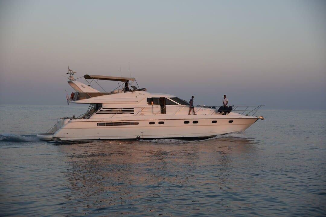 Ocean-Dream - Яхта в Пафосе