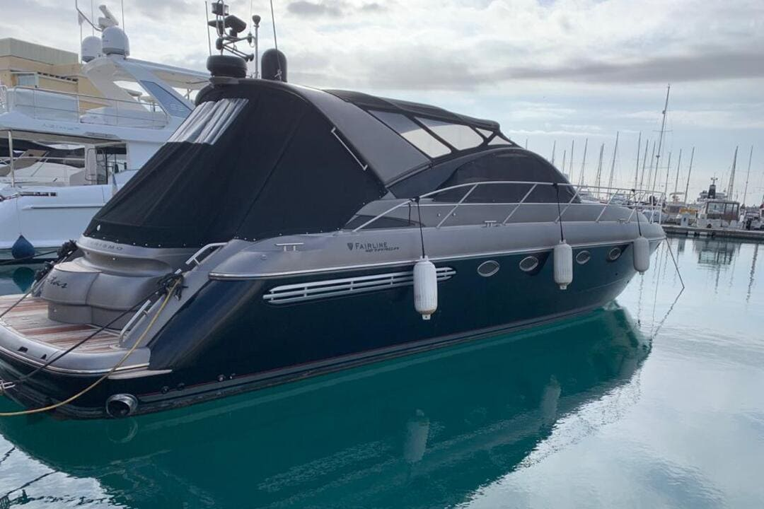 Яхта FAIRLINE TARGA